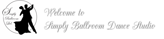 Welcome to Simply Ballroom Dance Studio!